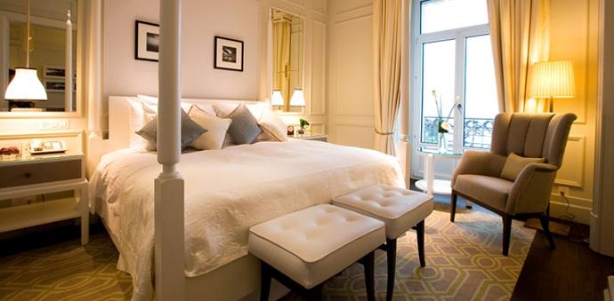 Мебель для гостиницы Fairmont Le Montreux Palace
