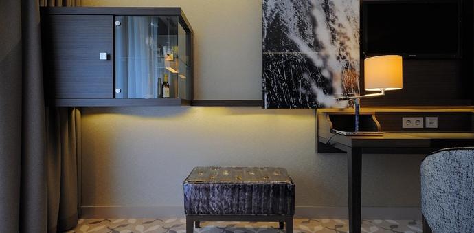 Мебель для гостиницы Hotel Pullmann, München